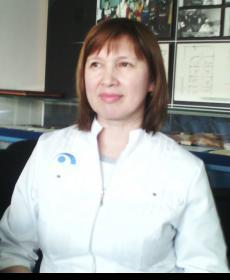 Марганова Оксана Борисовна