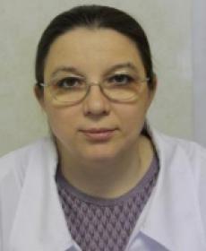 Арсланова Елена Валерьевна